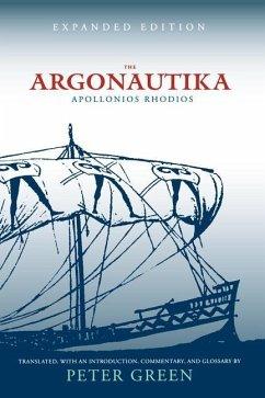 The Argonautika (eBook, ePUB) - Rhodios, Apollonios