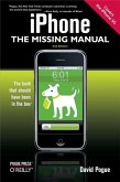 iPhone: The Missing Manual (eBook, ePUB)