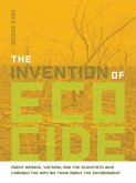 The Invention of Ecocide (eBook, ePUB)