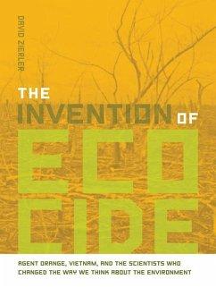 The Invention of Ecocide (eBook, ePUB) - Zierler, David