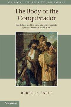 Body of the Conquistador (eBook, ePUB) - Earle, Rebecca