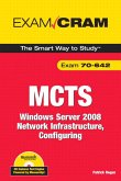 MCTS 70-642 Exam Cram (eBook, PDF)