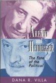 Arendt and Heidegger (eBook, PDF)