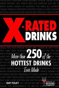 X-Rated Drinks (eBook, ePUB) - Foley, Ray