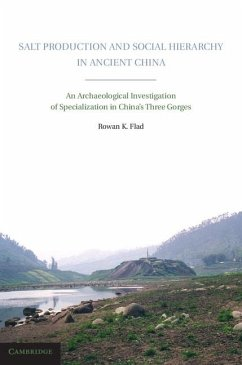 Salt Production and Social Hierarchy in Ancient China (eBook, ePUB) - Flad, Rowan K.