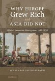 Why Europe Grew Rich and Asia Did Not (eBook, ePUB)