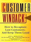 Customer Winback (eBook, PDF)