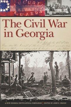 The Civil War in Georgia (eBook, ePUB)