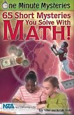 65 Short Mysteries You Solve With Math! (eBook, ePUB)