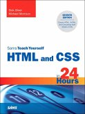 Sams Teach Yourself HTML and CSS in 24 Hours (eBook, ePUB)