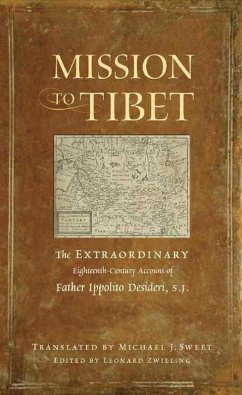 Mission to Tibet (eBook, ePUB) - Desideri, Ippolito