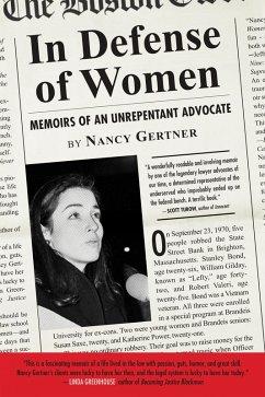 In Defense of Women (eBook, ePUB) - Gertner, Nancy