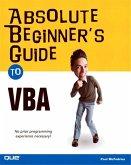 Absolute Beginner's Guide to VBA (eBook, PDF)