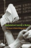 Information and Learning in Markets (eBook, PDF)