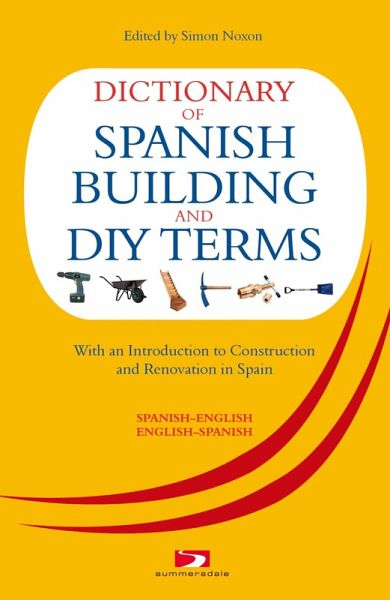Dictionary of spanish building terms ebook epub for Construction dictionary