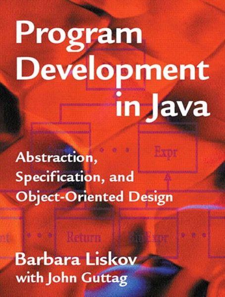 program development in java liskov pdf download