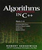 Algorithms in C++, Parts 1-4 (eBook, PDF)