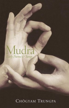 Mudra (eBook, ePUB) - Trungpa, Chogyam