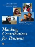 Matching Contributions for Pensions (eBook, ePUB)