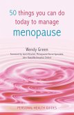 50 Things You Can Do Today to Manage Menopause (eBook, ePUB)