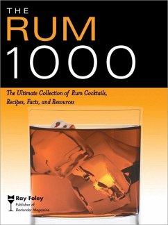 The Rum 1000 (eBook, ePUB) - Foley, Ray