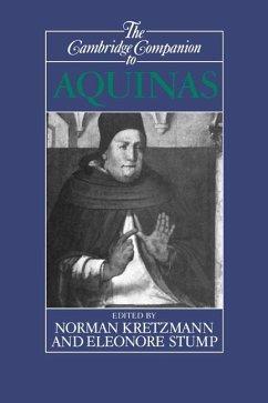 Cambridge Companion to Aquinas (eBook, ePUB)