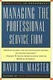 Managing The Professional Service Firm (eBook, ePUB)