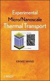 Experimental Micro/Nanoscale Thermal Transport (eBook, PDF)