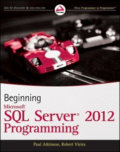 Beginning Microsoft SQL Server 2012 Programming (eBook, PDF) - Atkinson, Paul; Vieira, Robert