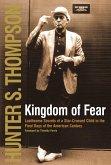 Kingdom of Fear (eBook, ePUB)