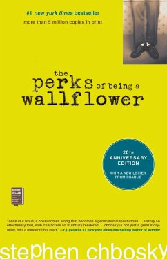 The Perks of Being a Wallflower (eBook, ePUB) - Chbosky, Stephen