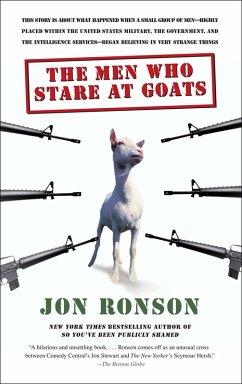 The Men Who Stare at Goats (eBook, ePUB) - Ronson, Jon