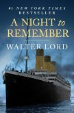 A Night to Remember (eBook, ePUB)