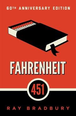 Fahrenheit 451 (eBook, ePUB) - Bradbury, Ray