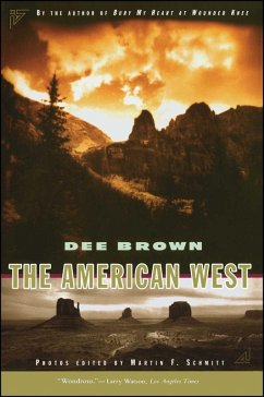 The American West (eBook, ePUB) - Brown, Dee