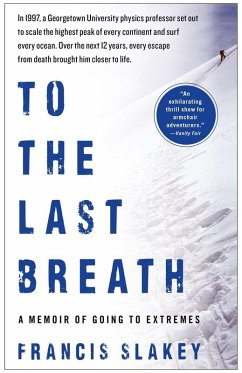 To the Last Breath (eBook, ePUB) - Slakey, Francis