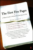 The First Five Pages (eBook, ePUB)
