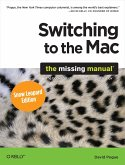 Switching to the Mac: The Missing Manual, Snow Leopard Edition (eBook, ePUB)