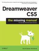 Dreamweaver CS5: The Missing Manual (eBook, ePUB)