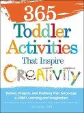 365 Toddler ActivitiesThat Inspire Creativity (eBook, ePUB)