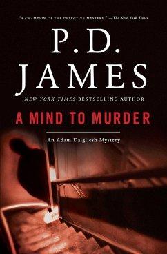 A Mind to Murder (eBook, ePUB) - James, P. D.