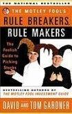 The Motley Fool's Rule Breakers, Rule Makers (eBook, ePUB)