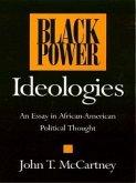 Black Power Ideologies (eBook, PDF)