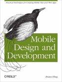 Mobile Design and Development (eBook, ePUB)
