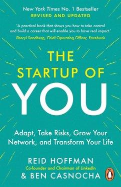 The Start-up of You (eBook, ePUB) - Casnocha, Ben; Hoffman, Reid