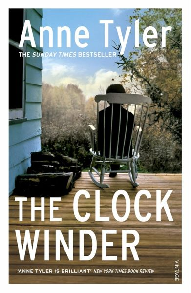 A report on the book the clock winder by anne tyler
