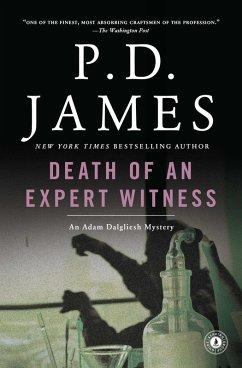 Death of an Expert Witness (eBook, ePUB) - James, P. D.