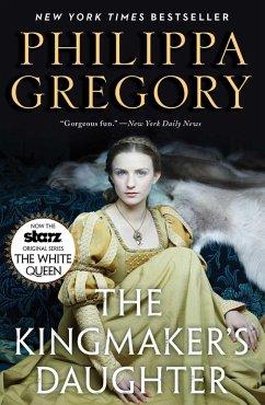 The Kingmaker's Daughter (eBook, ePUB) - Gregory, Philippa