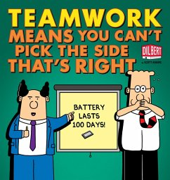 Teamwork Means You Can't Pick the Side that's Right (eBook, ePUB) - Adams, Scott