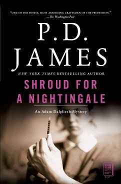 Shroud for a Nightingale (eBook, ePUB) - James, P. D.